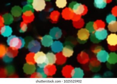 Nature pattern- light bokeh background. Celebratory mood magic effect. Decorations holiday- design beautiful.