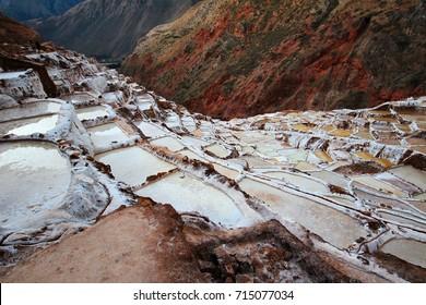 The nature of Peru in south America