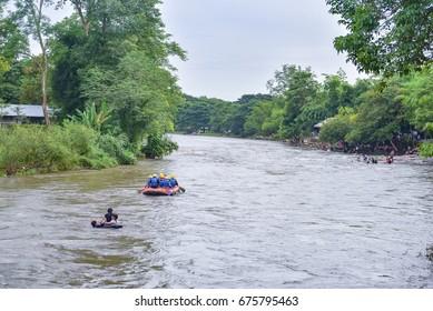 nature in the rainy season