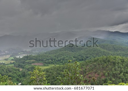 nature rainy season stock photo edit now 681677071 shutterstock