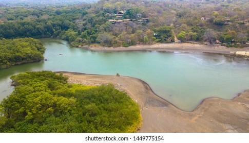 Nature reserve, River Nosara, Costa Rica