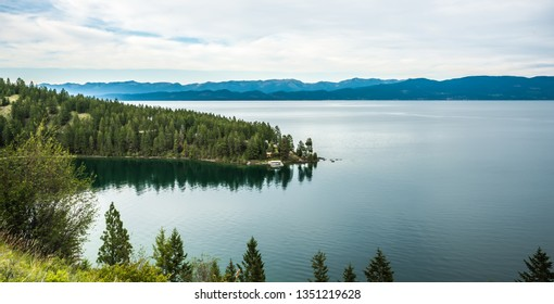 nature and scenes around flathead national forest montana