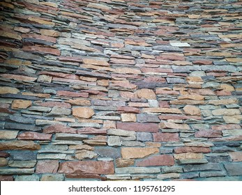 Stacked Stone Wall Interior Hd Stock Images Shutterstock