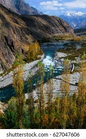 Nature view of Pakistan