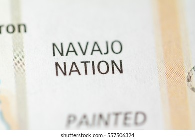 Navajo Nation. Arizona. USA