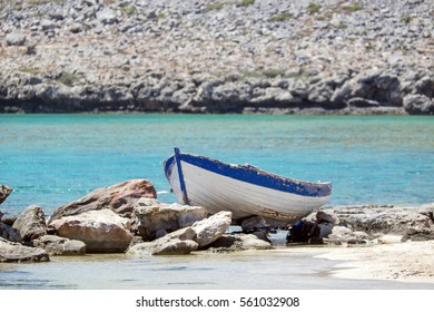 Navarone bay, Rhodes island, Greece