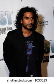 Naveen Andrews star of the hit NBC TV show LOST. Filmed on location in Hawaii.