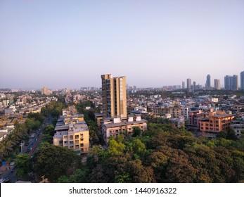 Navi Mumbai City Scape view