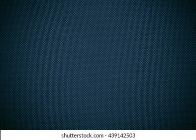 navy blue canvas texture or grid pattern abstract background