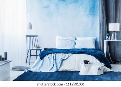 Bedroom Wallpaper Images, Stock Photos & Vectors | Shutterstock