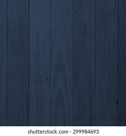 Navy Blue Wood Background