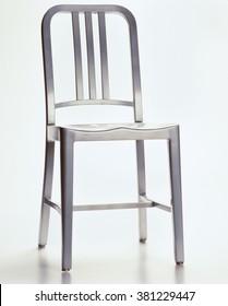 Navy Chair.