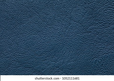 navy leather texture