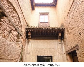 Nazaries palace of the Alhambra palace