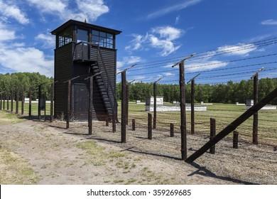 "Nazi German concentration camp ""Stutthof"""