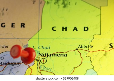 Chad Map Images, Stock Photos & Vectors | Shutterstock