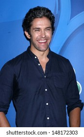 Neal Bledsoe at the NBC Press Tour, Beverly Hilton, Beverly Hills, CA 07-27-13