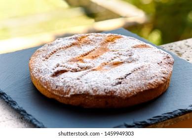 Neapolitan Pastiera (Easter cake), Italian dessert