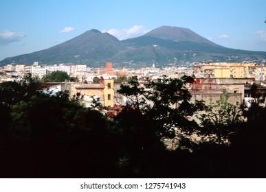 Neapolitan Vesuvius, one of most dangerous vulcan in the world