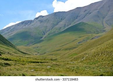 Near Elbrus