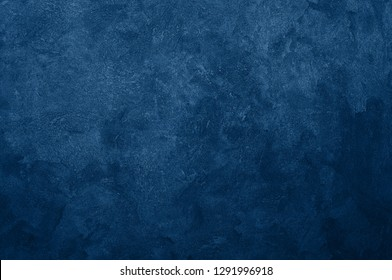Nebules blue texture decorative Venetian stucco for backgrounds - Shutterstock ID 1291996918