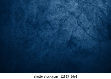 Nebules blue texture decorative Venetian stucco for backgrounds - Shutterstock ID 1298346661