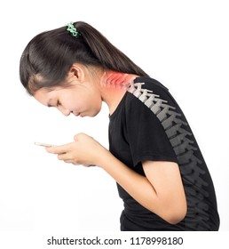 Neck bone pain