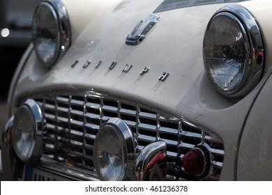 Triumph Car Images, Stock Photos & Vectors | Shutterstock