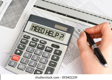 Need help or assistance with tax calculation