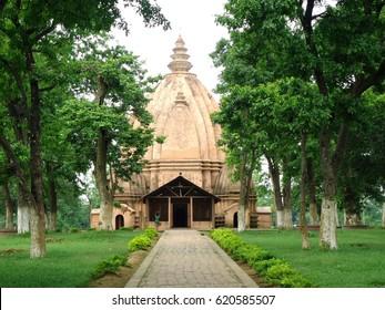 Negheriting Siva Temple, Dergaon, Assam, India