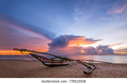 Negombo, Sri Lanka, Africa