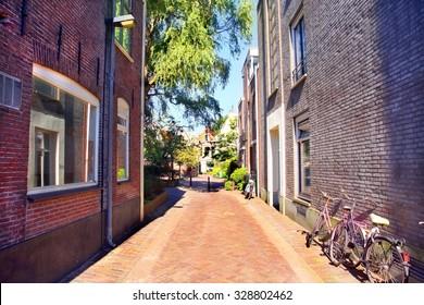neighborhood in the city of Haarlem, Netherlands