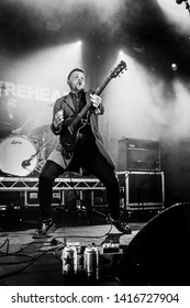 Neighbourhood Weekender 2019, Victoria Park, Warrington, May 25 & 26th 2019 with Embrace, George Ezra, Maximo Park, Nothing But Thieves, Pale Waves, Primal Scream, The Blinders, Tom Grennan and more