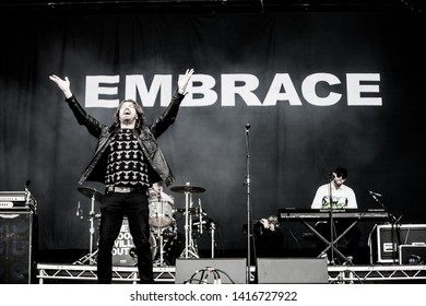 Neighbourhood Weekender 2019, Victoria Park, Warrington, May 25 & 26th 2019 with Embrace, George Ezra, Maximo Park, Nothing But Thieves, Pale Waves, Primal Scream, The Blinders, Tom Grennan