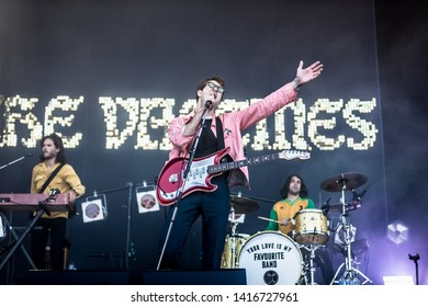 Neighbourhood Weekender 2019, Victoria Park, Warrington, May 25 & 26th 2019 Embrace, George Ezra, Maximo Park, Nothing But Thieves, Pale Waves, Primal Scream, The Blinders, Tom Grennan and more
