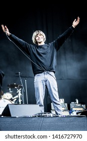Neighbourhood Weekender 2019, Victoria Park, Warrington, May 25 & 26th 2019 Embrace, George Ezra, Maximo Park, Nothing But Thieves, Pale Waves, Primal Scream, The Blinders, Tom Grennan, and more