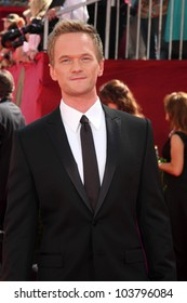 Neil Patrick Harris at the 61st Annual Primetime Emmy Awards. Nokia Theatre, Los Angeles, CA. 09-20-09
