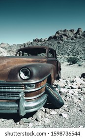 The Nelson Ghost Town of Nevada
