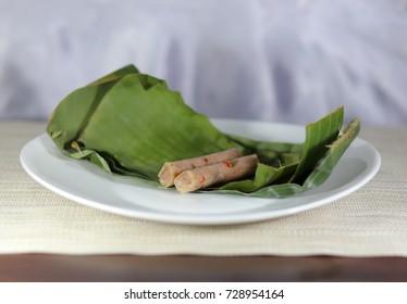 Nem Chua ,Vietnamese sausage