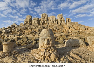 Nemrut Mountain, Adiyaman, Turkey.