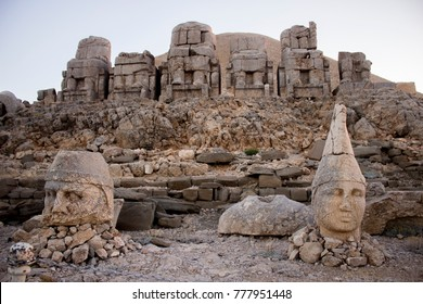 Nemrut Mountain, Adiyaman, Turkey