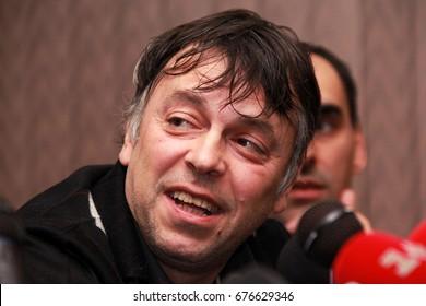 Nenad Jankovic alias Nele Karajlic in Kyiv, Ukraine in 2010
