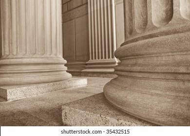 Neoclassical Columns