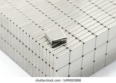 Neodymium magnet 10mm x 10mm x 3mm
