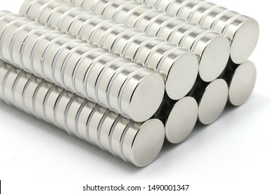 Neodymium magnet 20mm x 5mm