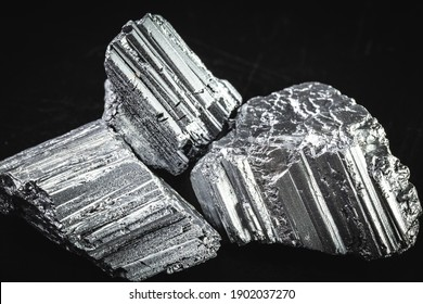 neodymium stone, part of the rare earth group, the world's strongest magnetic ore used in the technology industry