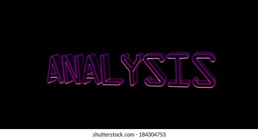 Neon Keywords Analysis