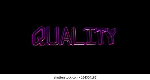 Neon Keywords Quality