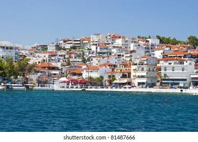 Neos Marmaras Sithonia Halkidiki Greece