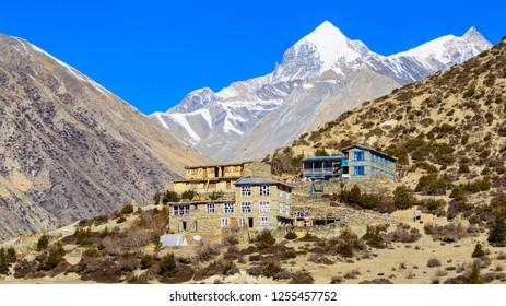 Nepal 2018 - Chulu West BC